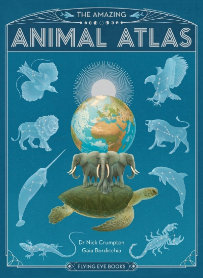 Amazing Animal Atlas