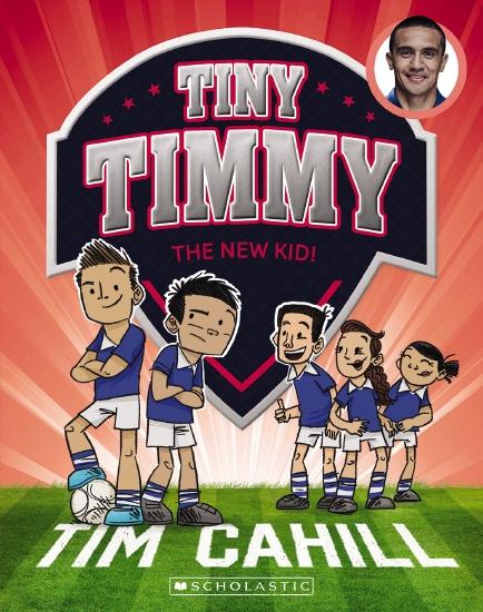 Tiny Timmy #7: The New Kid!