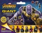 Avengers Infinity War: Giant Activity Pad