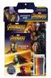 Avengers Infinity War: Activity Bag (Marvel)