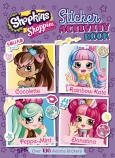 Shopkins Shoppies: Sticker Activity Book