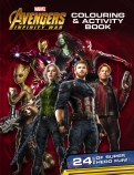 Avengers Infinity War: Colouring & Activity Book