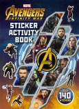 Avengers Infinity War: Sticker Activity Book