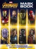 Avengers Infinity War: Mask Book