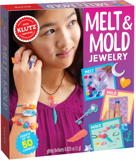 Make Your Own Melt & Mold Jewellery