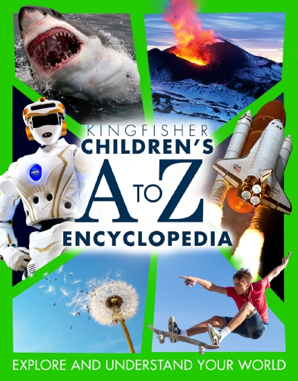 Kingfisher Children's A to Z Encyclopedia
