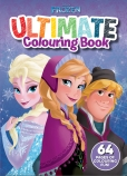 Frozen: Ultimate Colouring Book (Disney)