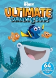 Finding Dory: Ultimate Colouring Book (Disney-Pixar)