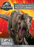 Jurassic World: Fallen Kingdom Colouring and Activity Book