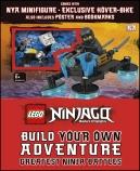 Build Your Owen Adventure Greatest Ninja Battles