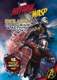 Marvel: Ant-Man and the Wasp Deluxe Colouring & Activity Book