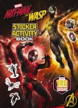 Marvel: Ant-Man & The Wasp Sticker Activity Book