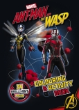 Marvel: Ant-Man and the Wasp Colouring and Activity Book