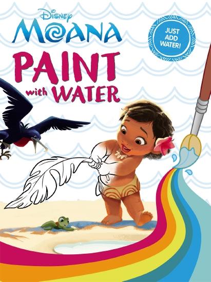 Disney Moana: Paint with Water