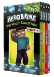 Herobrine: The Wacky Collection Books 1-4 Boxset