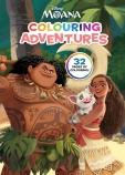 Disney: Moana Colouring Adventures