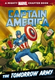 A Mighty Marvel Chapter Book: Captain America - The Tomorrow Army