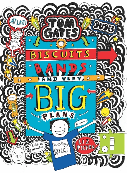 Tom Gates #14: Biscuits, Bands and Very Big Plans