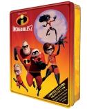 Disney Pixar Incredibles 2:  Limited Edition Collector's Tin