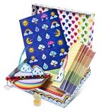 Rainbow Stationery Box
