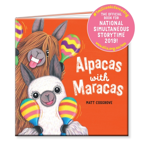 alpacas with maracas - photo #8