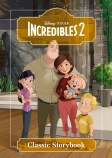 Incredibles 2 Padded Classic