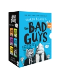 Bad Guys: The Baddest Box Episodes 1-6