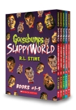 Goosebumps Slappyworld Books #1-5