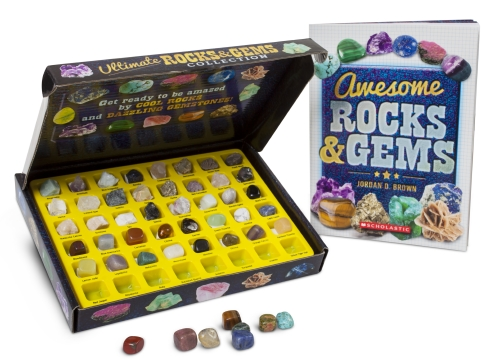 Ultimate Rocks and Gems Collection (2018)