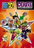 Teen Titans Go!: Deluxe Colouring & Activity Book (DC Comics)
