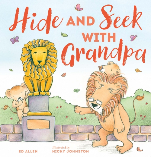 Hide and Seek with Grandpa