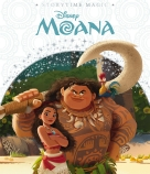 Moana Paperback Picture Book