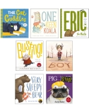 CBCA 2018 Longlist Titles Early Years
