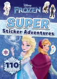 Disney Frozen: Super Sticker Adventures