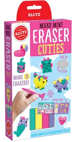Klutz: Make Mini Eraser Cuties
