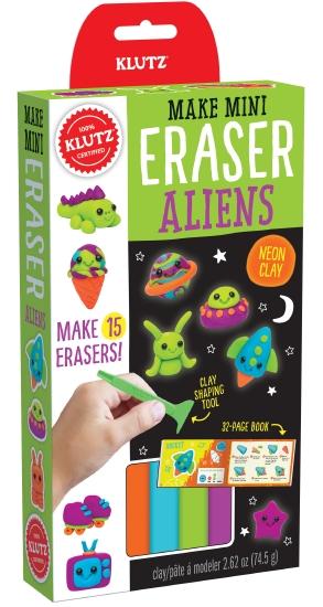 Klutz: Make Mini Eraser Aliens