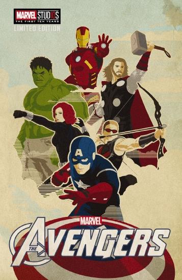 Marvel: Avengers Movie Novel