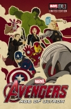 Marvel: Avengers Age of Ultron Movie Novel