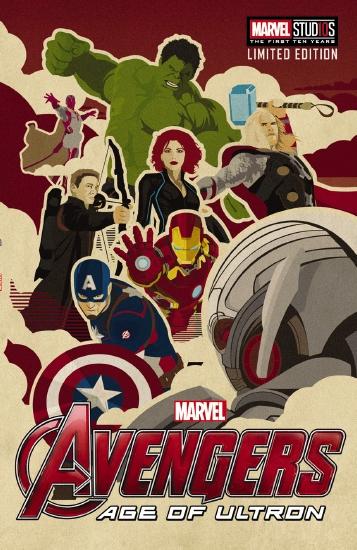 Marvel: Avengers Age of Ultron Movie Novel                                                           - Book