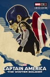 Marvel: Captain America The Winter Soldier Movie Novel