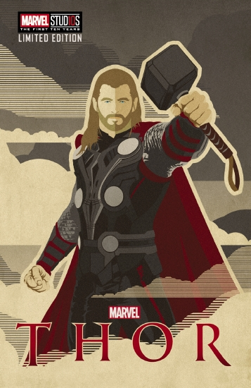 Marvel: Thor Movie Novel