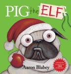 Pig the Elf with 2 Reward Charts and 200 Stickers