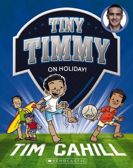 Tiny Timmy #8: On Holiday