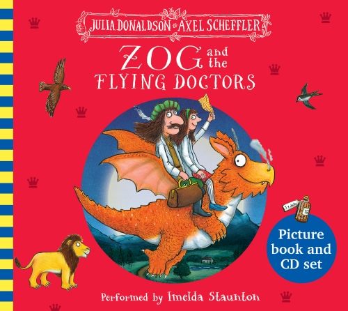 Zog and the Flying Doctors + CD
