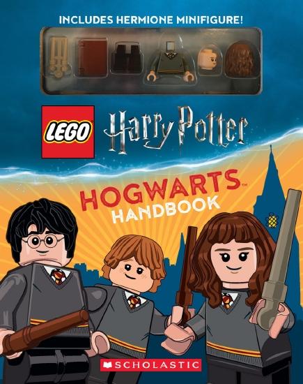 LEGO: Harry Potter Hogwarts Handbook with Minifigure