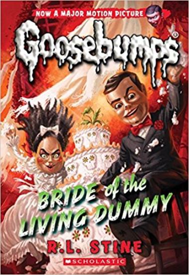 Goosebumps #35: Bride of the Living Dead