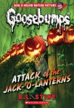 Goosebumps #36: Attack of the Jack-O'-Lanterns