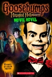 Goosebumps Haunted Halloween Movie Novel