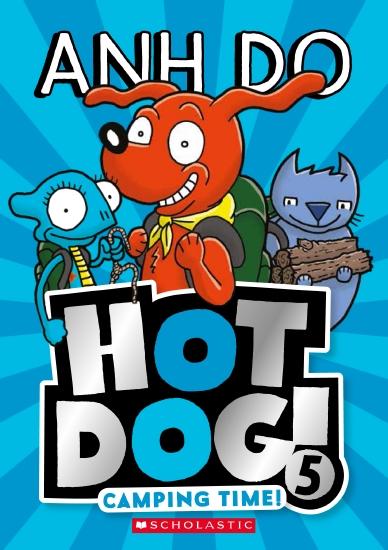 Hotdog! #5: Camping Time!