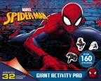 Marvel: Spider-Man Giant Activity Pad